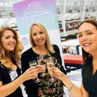 Beauty Influencer Awards at Olympia Beauty 2017 exhibition