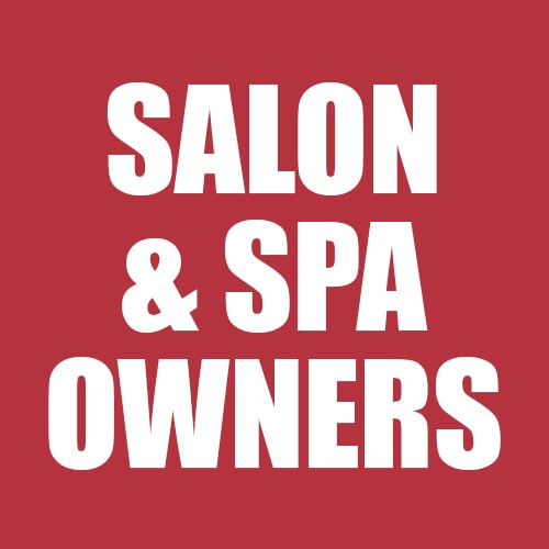 SALON & SPA OWNERS