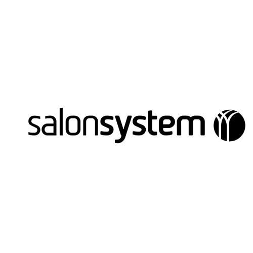 Salon System Logo Black HR