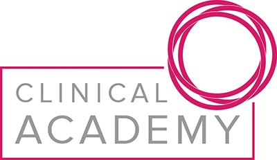 Clinical Academy Final Logo on white